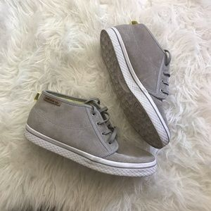 Adidas casual suede shoes